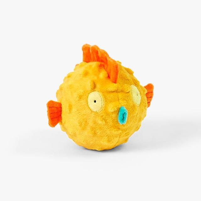 Bark Blowfish Dog Toys